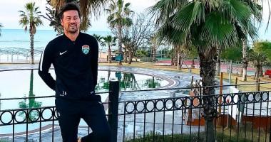 """Милевский доволен """"как слон"""" после второго гола за Тосно"""