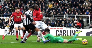 Ньюкасл - Манчестер Юнайтед 0:2 видео голов и обзор матча чемпионата Англии