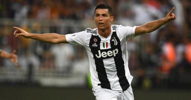 Посетители ресторана овациями встретили Роналду после его хет-трика в ворота Атлетико