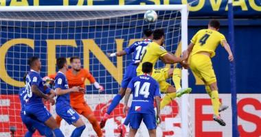 Вильярреал - Севилья 2:2 видео голов и обзор матча Ла Лиги