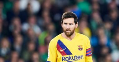 Месси выступил с заявлением по поводу сокращений зарплат в Барселоне