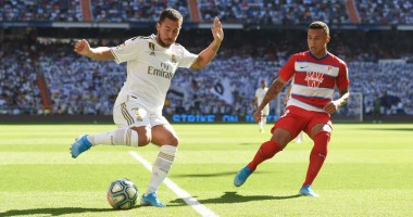 Реал - Гранада 4:2 видео голов и обзор матча Ла Лиги