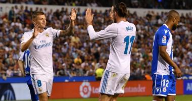 Депортиво — Реал Мадрид 0:3 Видео голов и обзор матча чемпионата Испании