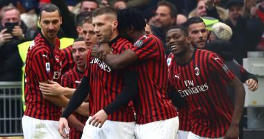 Милан - Удинезе 3:2 видео голов и обзор матча чемпионата Италии