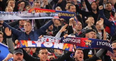 Фанаты Лиона исполнили невероятный перформанс перед матчем с ПСЖ