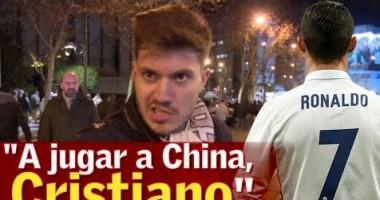 Роналду, уезжай в Китай: Фанаты Реала недовольны игрой португальца