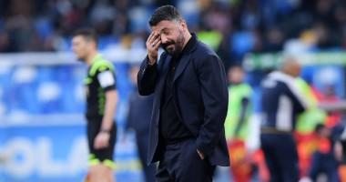 Главный тренер Наполи стал жертвой розыгрыша официанта