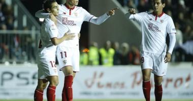 Севилья – Форментера 9:1 Видео голов и обзор матча Кубка Испании