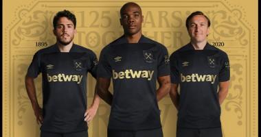 Вест Хэм презентовал третью форму на сезон-2020/21