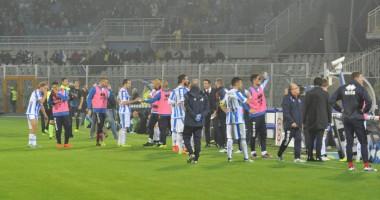 Матч чемпионата Италии был остановлен из-за землетрясения