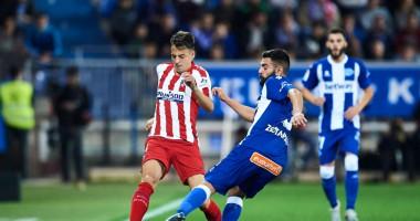 Алавес - Атлетико 1:1 Видео голов и обзор матча Ла Лиги