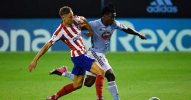 Сельта - Атлетико 1:1 видео голов и обзор матча чемпионата Испании