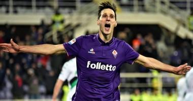Экс-игрок Днепра забил красивейший мяч пяткой в чемпионате Италии