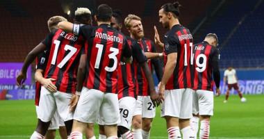 Сумасшедшая перестрелка: Милан и Рома выдали триллер в матче Серии А