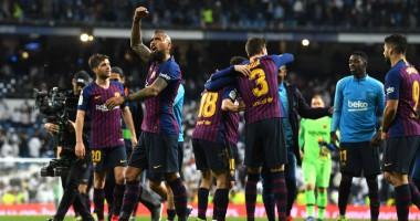 Реал - Барселона: 0:1 видео обзор матча