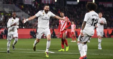 Жирона - Реал Мадрид 1:3 видео голов и обзор матча Кубка Испании