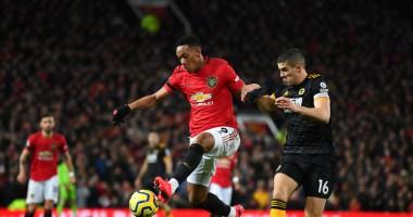 Манчестер Юнайтед - Вулверхэмптон 0:0 обзор матча чемпионата Англии