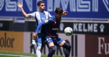 Эспаньол - Леванте 1:3 видео голов и обзор матча чемпионата Испании