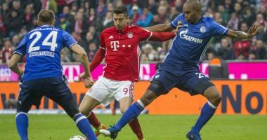 Бавария - Шальке 1:1 Видео голов и обзор матча чемпионата Германии