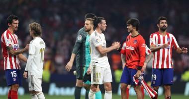 Атлетико - Реал 0:0 обзор матча чемпионата Испании