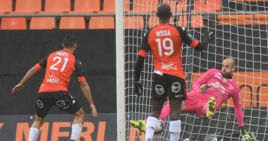 Лорьян - ПСЖ 3:2 видео голов и обзор матча Лиги 1
