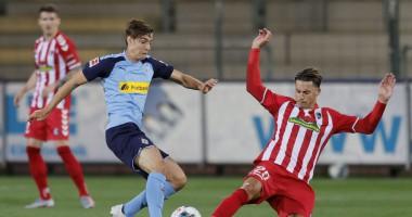 Фрайбург - Боруссия М 1:0 видео гола и обзор матча Бундеслиги