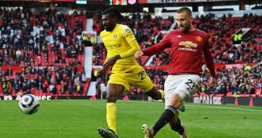 Манчестер Юнайтед – Фулхэм 1:1 видео голов и обзор матча чемпионата Англии