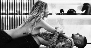 Жена Икарди обвинила Капелло в лицемерии, опубликовав откровенный снимок Бекхэма