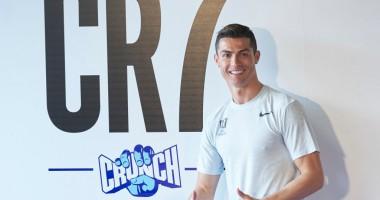 Роналду со своей подругой открыл фитнес клуб