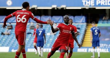 Челси - Ливерпуль 0:2 видео голов и обзор матча АПЛ