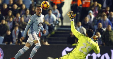 Сельта - Осасуна 3:0 Видео голов и обзор матча чемпионата Испании