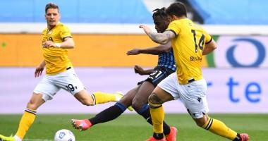 Аталанта — Удинезе 3:2 видео голов и обзор матча чемпионата Италии