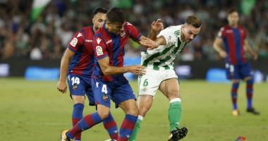 Реал Бетис - Леванте 4:0 Видео голов и обзор матча