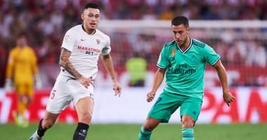 Севилья - Реал Мадрид 0:1 видео гола и обзор матча чемпионата Испании