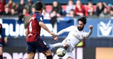 Осасуна - Реал 1:4 видео голов и обзор матча Ла Лиги