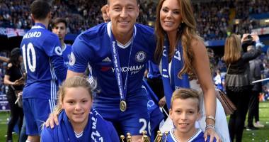 Когда твой папа футболист: легенда Челси беспощадно тренирует свою дочку
