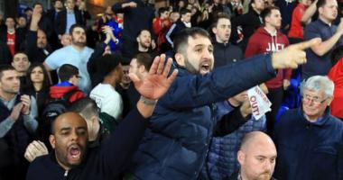 Разъяренные фанаты Арсенала штурмовали автобус команды после поражения от Кристал Пэлас