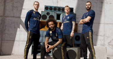 Реал представил новую выездную форму на сезон-2019/20