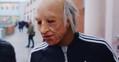 Игрок Ливерпуля в уродливой маске хулиганил в центре города