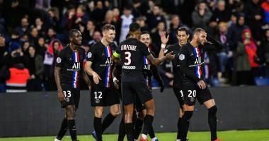 ПСЖ - Монпелье 5:0 видео голов и обзор матча чемпионата Франции