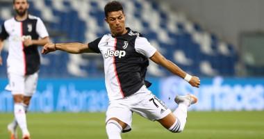 Сассуоло - Ювентус 3:3 видео голов и обзор матча чемпионата Италии