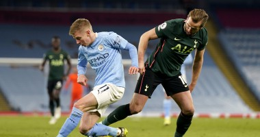 Манчестер Сити — Тоттенхэм 3:0 видеообзор матча чемпионата Англии