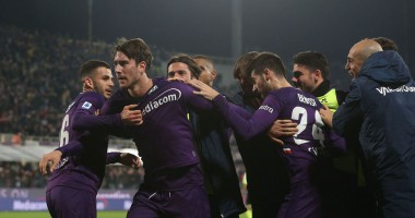 Фиорентина - Интер 1:1 видео голов и обзор матча чемпионата Италии