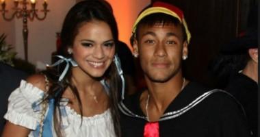 Подруга Неймара снялась в секс-сцене для бразильского сериала