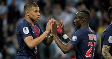 ПСЖ - Монако 3:1 видео голов и обзор матча Лиги 1