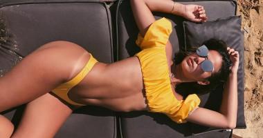 Красотка пятницы: сексапильная модель, к которой всегда возвращается Неймар