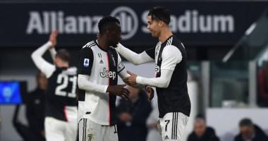 Роналду отказался от капитанской повязки в матче с Удинезе