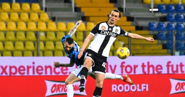Парма — Интер 1:2 Видео голов и обзор матча чемпионата Италии