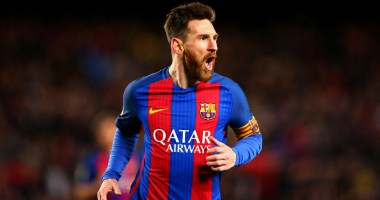 Месси объяснил свое необычное празднование гола в матче против Сельты