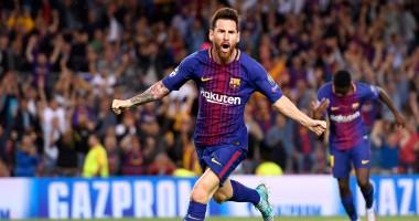 Месси посочувствовал защитнику, который персонально играл с аргентинцем